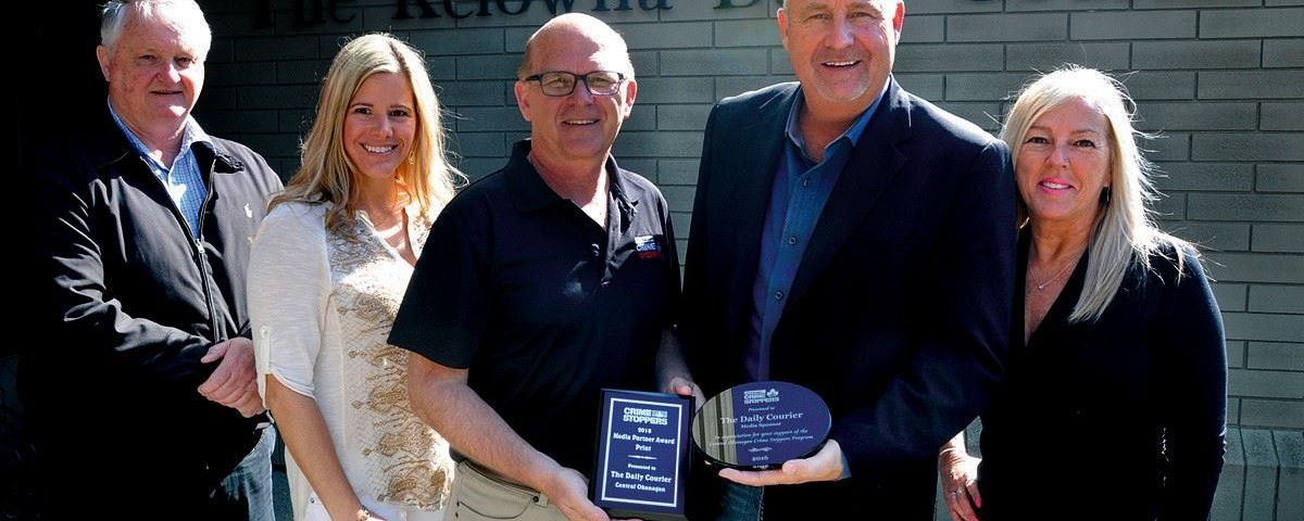 Who and What is Central Okanagan Crime Stoppers?  Watch our Award Winning Video!