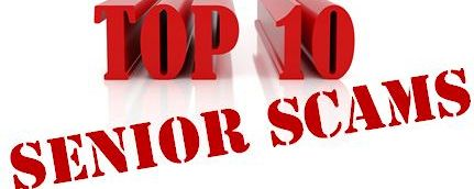 Top 10 Senior Scams